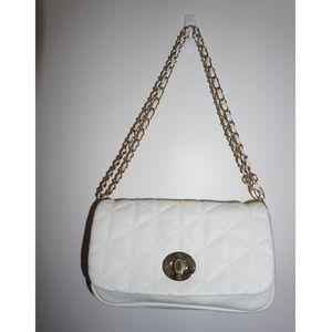Forever 21 quilted shoulder bag